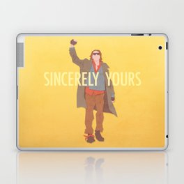 Sincerely Yours (The Breakfast Club) Laptop & iPad Skin