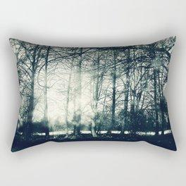Faerie Wood Rectangular Pillow
