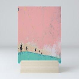 Sunshine Dance Mini Art Print
