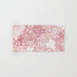 Blushing Petals Hand & Bath Towel