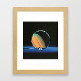 A Wrinkle In Time Framed Art Print
