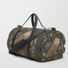 Harvest Owl Duffle Bag