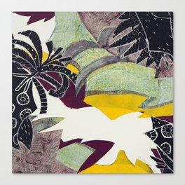 Tropical Touches Canvas Print