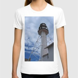 Whitefish Point Lighthouse II T-shirt