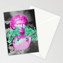 Consumerism Stationery Cards