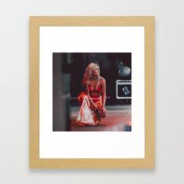 Halsey 27 Framed Art Print