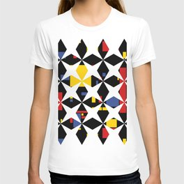 Abstract Motion T-shirt