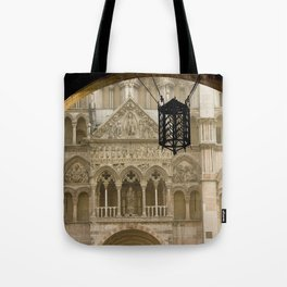 Cathedral Ferrara Italy  Tote Bag