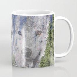 Wolf Mountain Coffee Mug