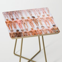 Living In A Barbie World Side Table