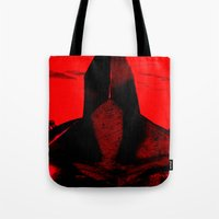 gladiator Tote Bags featuring Gladiator by Time After Time