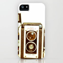 Vintage Camera Love iPhone Case