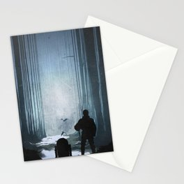 The Empire Strikes Back (1980) Movie Poster Stationery Cards
