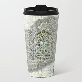 Window into Eire Metal Travel Mug