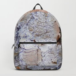 Tree Bark rustic decor Backpack