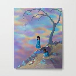 Alice's Ambivalence Metal Print