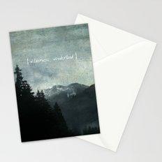 Wilderness Wonderland Stationery Cards