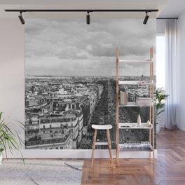 A look at Paris Wall Mural
