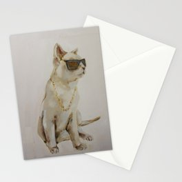 The Coolest Cat Stationery Cards