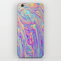 blur iPhone & iPod Skins featuring BLUR by Islawillbaby