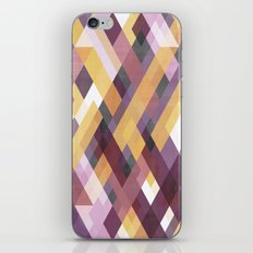 Colorful stripes 2 iPhone & iPod Skin