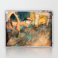 life gives way Laptop & iPad Skin