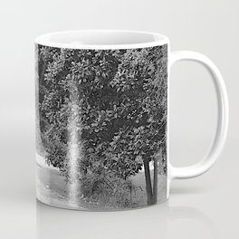 down the driveway Coffee Mug