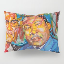Malcolm X King Pillow Sham