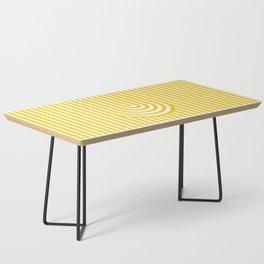 U, Coffee Table