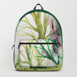 Latina Whimsical Cats and Trees Backpack