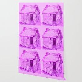 Lilac New World Wallpaper