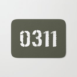 Infantry - 0311 Bath Mat