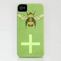 Bee Positive iPhone (4, 4s) Slim Case