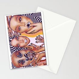 wash your hands  Stationery Cards
