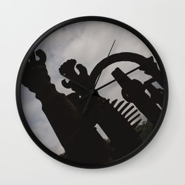 Xilitla Wall Clock