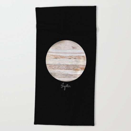 Jupiter #2 Beach Towel
