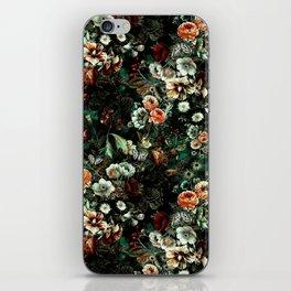 Night Garden VI iPhone Skin
