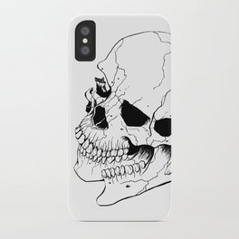 skull 6 iPhone Case