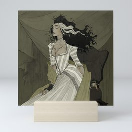 A Bride for the Monster Mini Art Print