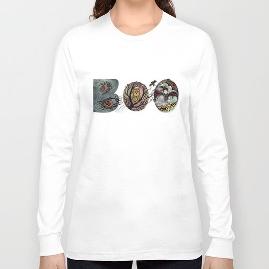BOO!! Long Sleeve T-shirt