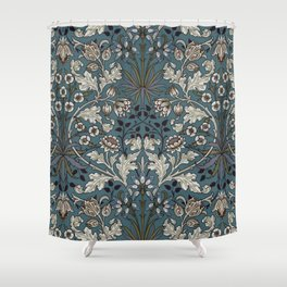 "William Morris ""Hyacinth"" 3. Shower Curtain"