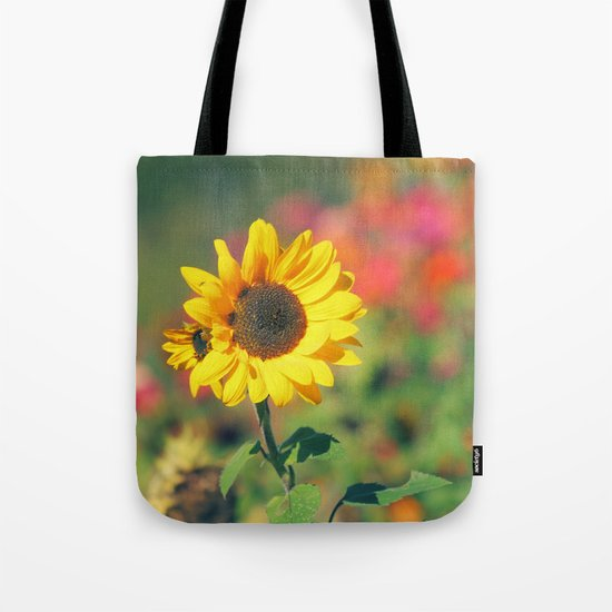 Bursting with Cheer Tote Bag