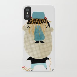So... you wanted meat? iPhone Case