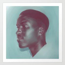 Lorenzo Art Print