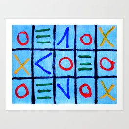 """Kid's-Play"" Art Print"