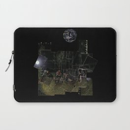 Ashen Moon Laptop Sleeve