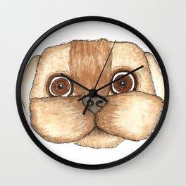 Dearest Momo Wall Clock