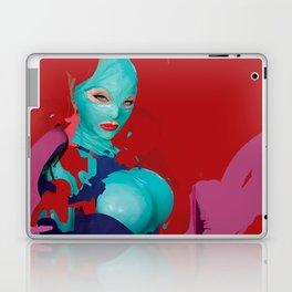 tea lilly Laptop & iPad Skin