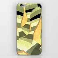striped iPhone & iPod Skins featuring striped by Herb Vaine