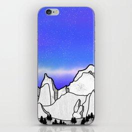 Mount Whitney iPhone Skin